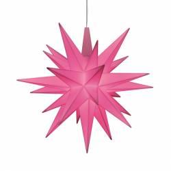 Advent stjerne Årets farve 2021 rosa