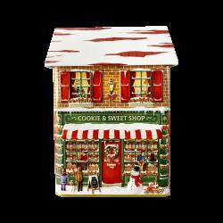 Jule kage og slik butik kagedåse