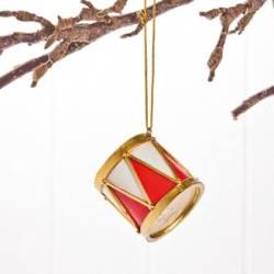 Tromme til juletræ Ø 3 cm