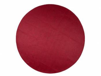 Grå eller rød juletræstæppe Ø 90 cm