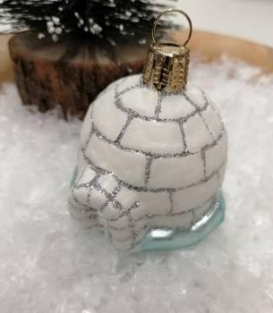 Iglo juletræskugle Ø 6 cm
