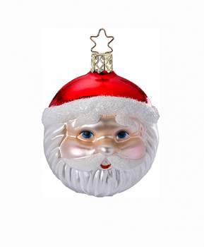 Julemand juletræskugle Ø 8 cm