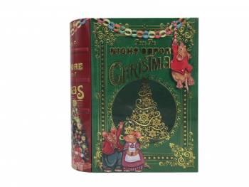 Julens historiebog kage dåse