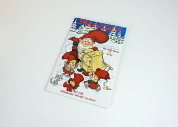 Julens kalender fortællinger af Jens Julius