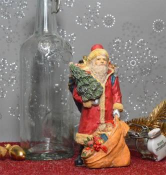 Peters jul Julemand med gavesæk