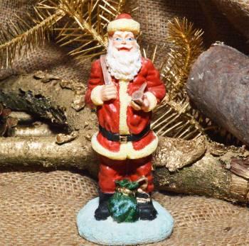 Peters jul serie Julemand med gavesæk