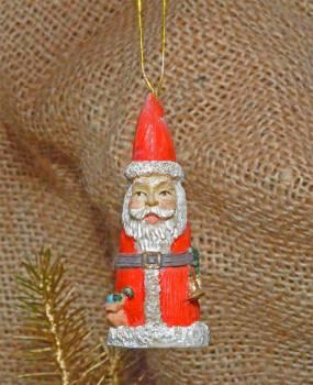 Peters jul serie julemand ophæng med gavesæk