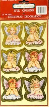 Susanna Hartmanns skønne mini engle ophæng