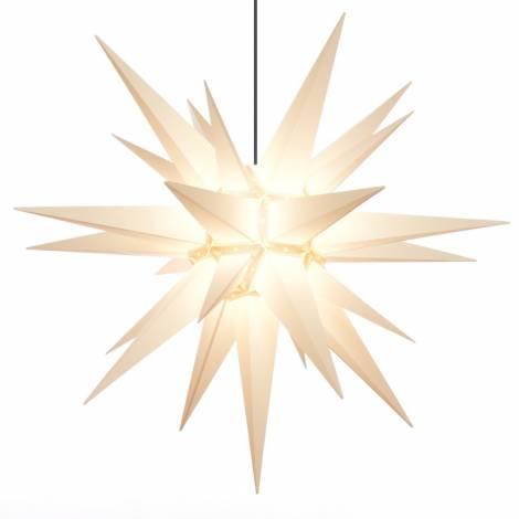 Advent Christiansfelder - Herrnhuter stjerne 130 cm