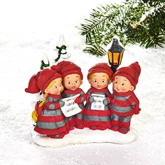 Babynissernes julekor