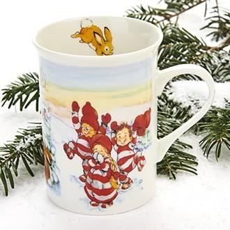 Babynissernes store julehygge krus