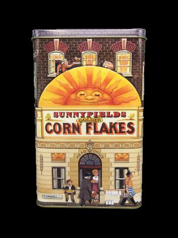 Cornflakes kagedåse