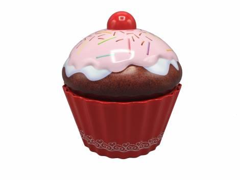 Cupcake kageåse stor