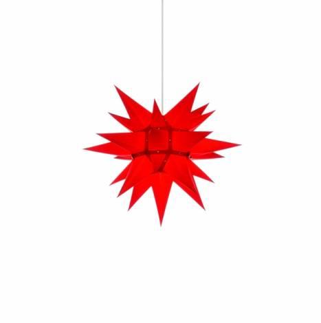 Herrnhuter stjerne rød 40 cm