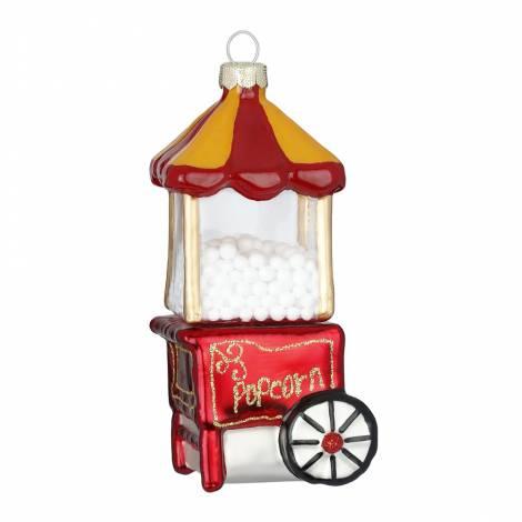 Popcorn maskine juletræskugle Ø 12.5 cm