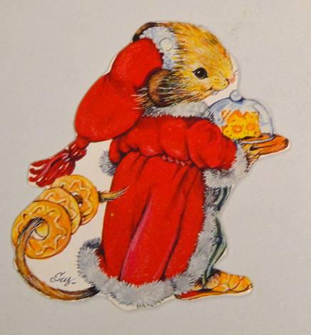 Til & fra kort med stor mus