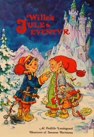 Willys eventyrbog og Julekalenderbog